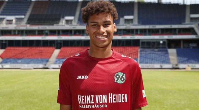 Linton Maina mit Bekenntnis zu Hannover 96
