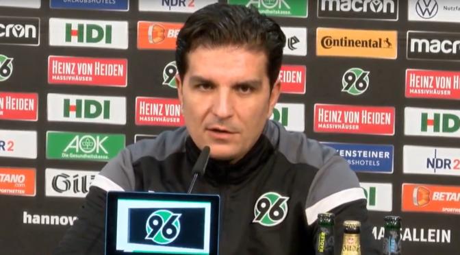 """96-Trainer Kocak: """"Wollen uns für die Fans zerreißen"""""""